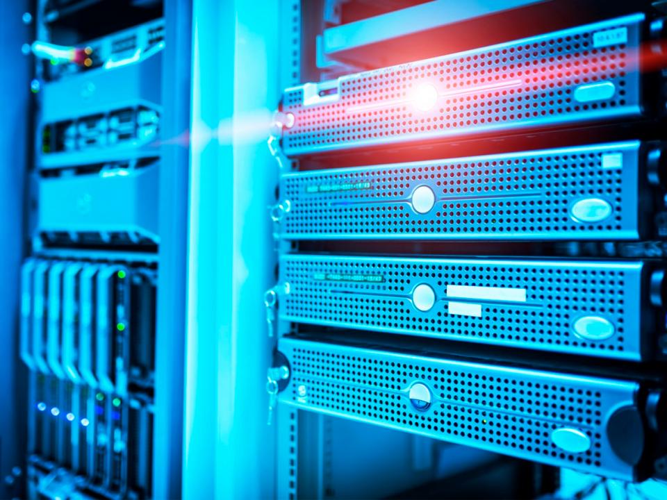 sistemas de um data center