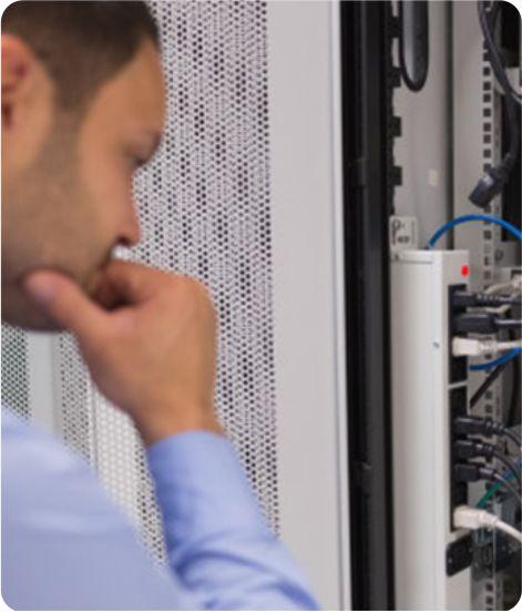 serviço em redes locais e sem fio
